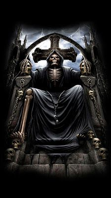 WALLPAPERS - Gothic, skulls, death, fantasy, erotic and animals: death