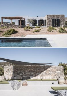 A RELAXED SUMMER HOME ON ANTIPAROS IN GREECE | THE STYLE FILES