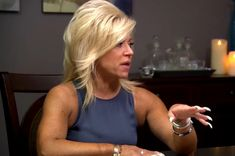 and Larry Caputo have been the marital anchor of Long Island Medium throughout its seven-year run. Long Island Medium, Medium Long, Long Shag, Psychic Mediums, Big Hair, Divorce, Hairstyles, Future, Board