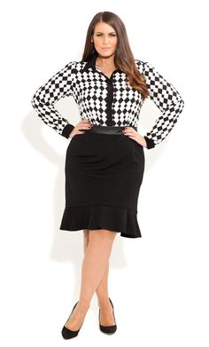 17f7f2a45646e Be A Stylish Professional In Plus Size