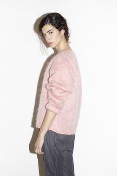 Candy Rose Mohair Cosy Sweater - new
