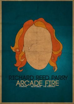 Arcade Fire - Richard Reed Parry is my favorite person in the band to watch when they perform