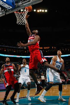 Chris Singleton #31 of the Washington Wizards shoots the ball over Anthony Davis #23 of the New Orleans Hornets at New Orleans Arena on December 11, 2012 in New Orleans, Louisiana.