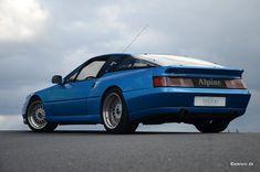 Specialist Tuned: 1992 Renault Alpine GTA V6 Turbo Le Mans