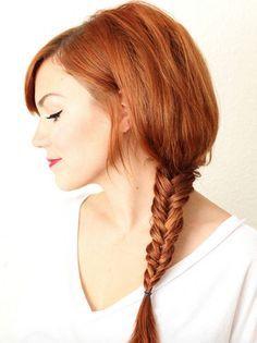 Tranças nos cabelos: tutoriais passo a passo para você