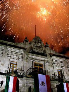 Guadalajara , Jalisco  Mexico en fiestas