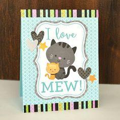 Kitten Smitten Collection: A Litter of Card Ideas from Christine