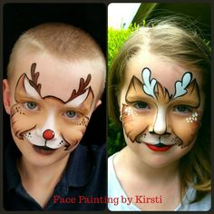 Face Painting by Kirsti                                                                                                                                                                                 More
