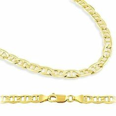 Jewel Tie Solid 14K Three 3 Color Gold Stampato Dolphin Oval ID Bracelet with Secure Lobster Clasp 6
