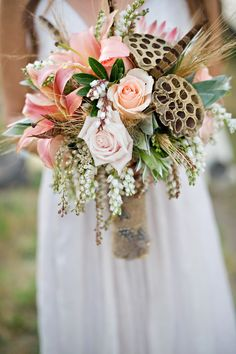 Couture Events' Inspiration Shoot :: Pocahontas- Bouquet