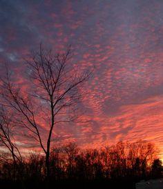 Lincolnton, NC: Linconton NC, Sunset