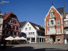 Lahr Germany....my mom's hometown