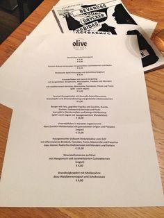we love veggie: Die Olive - Restaurant-Tipp