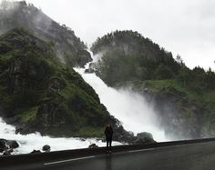 Three Days in the Norwegian Fjords