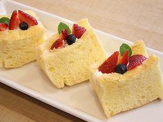 シフォンケーキ・サンド