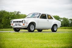 racecarsdirect.com (Race Cars For Sale) » 1973 Ford Escort Mk.1 MSA/FIA RS1600 Grp2