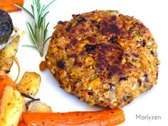 Meat Recipes 52893 Vegetarian steaks (vegetables and oatmeal) Vegetarian Steak, Vegetarian Recipes, Healthy Recipes, Grilling Recipes, Meat Recipes, Appetizer Recipes, Vege Burgers, Easy Indian Recipes, Grilled Meat