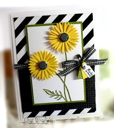 Flower Daisies, Me, My Stamps and I, Stampin' Up