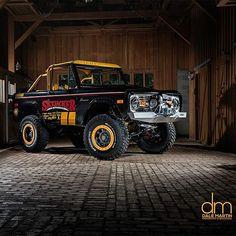 Ford Bronco! | Photo by @dmarty78 | #blacklist #ford #bronco