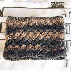 Celtic Winters Cowl — Left in Knots