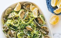 This wonderful recipe makes the most of courgettes and is super-healthy, too