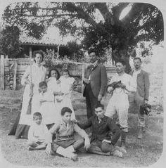 Familia Rudin. Coleccion personal de la familia Rudin.Inicios 1900's