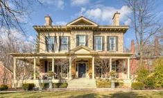Inspiration: Rosedale mansion