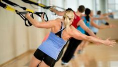 TRX workouts shoulders