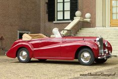 Abbott Bentley MKVI Drophead Coupe 1949 #B146DA