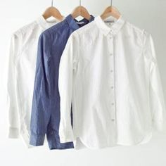 Ladies' / ordinary fits オーディナリーフィッツ Standard shirt スタンダード シャツ
