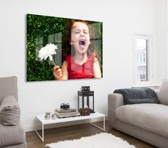 New in the UK! The successor of acrylic prints: HD Metal!