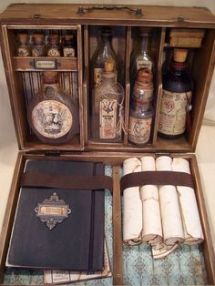 Deluxe Vintage Potion Kit for the Discerning Witch or Wizard Deluxe Vintage Potion Kit for the Discerning Witch or Wizard,urban magic Related Funny Wizarding Memes In Celebration of Harry Potter's Anniversary -. Objet Harry Potter, Harry Potter Theme, Hogwarts, Witch Aesthetic, Aesthetic Dark, Magical Jewelry, Potion Bottle, Alchemy, Witchcraft