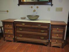 Custom Bathroom Cabinets and Vainities in Jacksonville, Florida