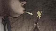 Idiots And Angels by Bill PLYMPTON