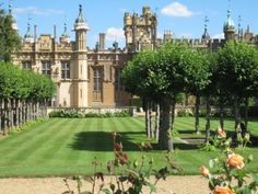 There have been gardens at Knebworth House since at least the 17th Century, but the present layout dates largely from the Edwardian era.