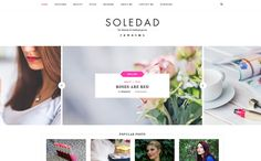 A directory of the best WordPress themes and website templates, hand-picked for quality. Browse Magazine / News WordPress Themes. Website Layout, Website Themes, Website Designs, Wordpress Theme Design, Best Wordpress Themes, Latest Design Trends, Themes Themes, Material Design, Web Design Inspiration