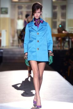 DSQUARED² MILAN FALL 2014 READY TO WEAR