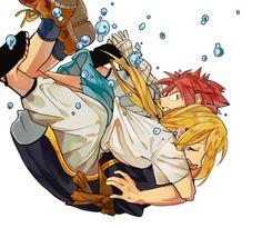 Natsu x Lucy Arte Fairy Tail, Fairy Tail Meme, Fairy Tail Comics, Fairy Tail Ships, Fairy Tale Anime, Fairy Tail Manga, Fairy Tales, Lucy Fairy, Fairy Tail Natsu And Lucy