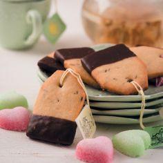 Vanilla Rooibos Teabag Cookies #Bakes #Dessert #Cookies #SouthAfrica