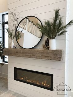 The Recently Leaked Secrets to Modern Farmhouse Decor Living Room Joanna Gai. The Recently Leaked Secrets to Modern Farmhouse Decor Living Room Joanna Gaines Uncovered – a Home Fireplace, House Design, Home Living Room, Home Remodeling, Home, Modern House, Modern Farmhouse Decor, Farmhouse Decor Living Room, Farmhouse Interior