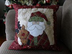 almofada de Natal 21