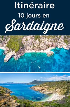 10 days Itinerary in Sardinia. All the best things to do and places to visit during your trip + Top Hotels + My Best tips for a memorable stay Places In Europe, Places To Travel, Places To Visit, Romantic Vacations, Romantic Travel, Destinations D'europe, Road Trip Map, Adventurous Things To Do, Voyage Europe