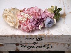 tocados flores - Buscar con Google