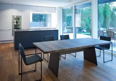 pedit & partner architekten Partner, Conference Room, Interior, Table, Furniture, Home Decor, Architects, Projects, House