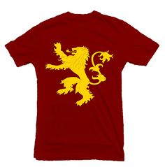 Game of Thrones - House Lannister T