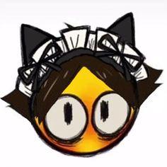 Bokuaka, Kuroken, Iwaoi, O Emoji, Cute Emoji, Desenhos Tim Burton, Emoji Drawings, Emoji Images, Funny Anime Pics