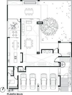 Casa Mezquite,Floor Plan 01