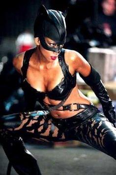 Catwoman halle berry essay intro