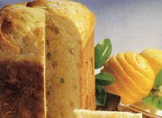 Panettone pour machine à pain Recette