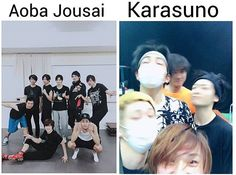 Haikyuu stage play